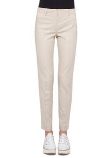 Akris punto Fabia Stretch Cotton Pants