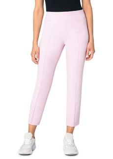 Akris punto Franca Stretch Cotton Blend Ankle Pants