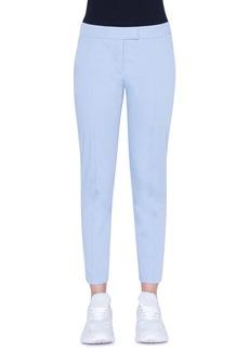 Akris punto Frankie Slim Ankle Jersey Pants