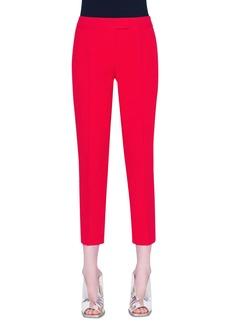 Akris punto Frankie Stretch Cotton Pants