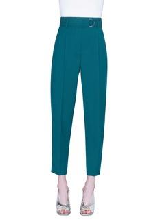 Akris punto Fred Wool Crop Pants