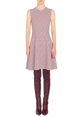 Akris punto akris punto houndstooth knit dress abv3a7917fd a
