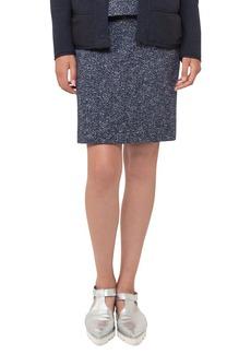 Akris punto Jacquard Miniskirt