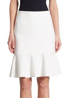 Jersey Flounce Skirt