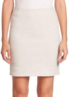 Akris punto Jersey Mini Skirt