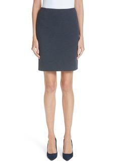 Akris punto Jersey Skirt (Nordstrom Exclusive)