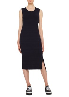 Akris punto Knit Midi Dress