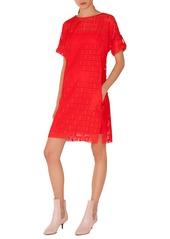 Akris punto Lace Shift Dress