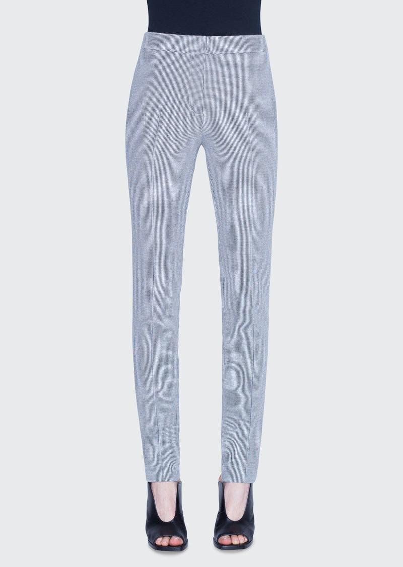 Akris punto Mara Houndstooth Jersey Pants