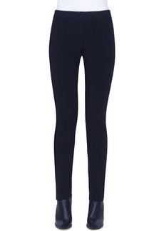 Akris punto Mara Jersey Pants  Black