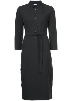 Akris Punto midi shirt dress - Black