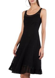 Akris punto Perforated Tank Dress