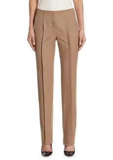 Akris punto Pleated Wool Pants