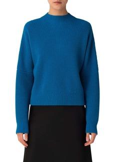 Akris punto Rib Wool & Cashmere Sweater