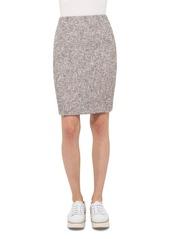 Akris punto Stretch Tweed Pencil Skirt