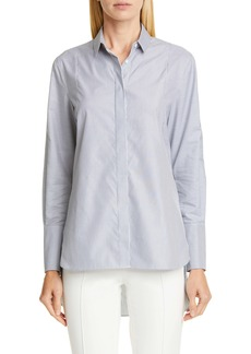Akris punto Stripe Tunic Shirt