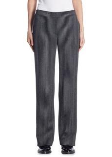 Akris punto Striped Wool Pants