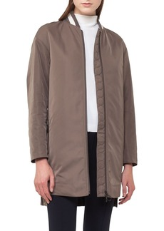 Akris punto Techno Bomber Coat