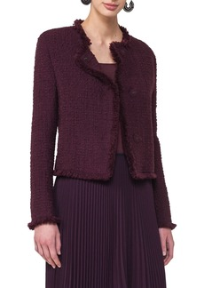 Akris punto Tweed Jacket
