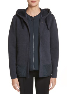 Akris punto Two-Piece Hooded Jacket