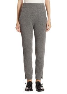 Akris punto Wool & Cashmere Jogger Pants