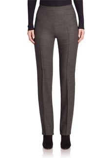 Akris punto Wool Stretch Francoise Pants