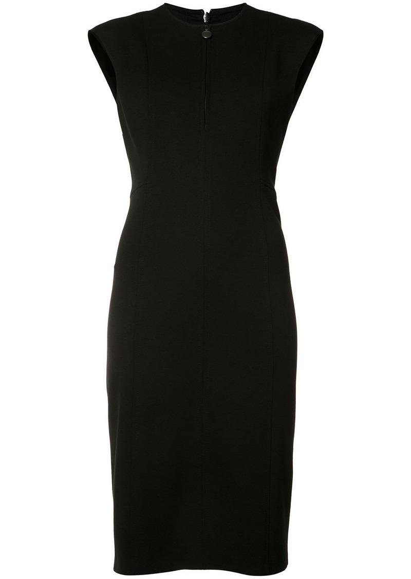 Akris Punto zipped neck dress