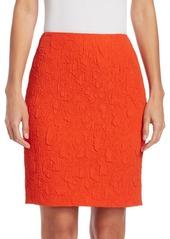 Akris Punto Cloquer Pencil Skirt