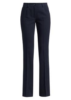 Akris Punto Faye Bootcut Jeans
