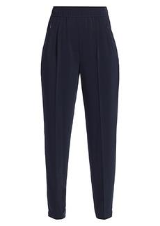 Akris Punto Ferdinand Elastic Straight-Leg Pants