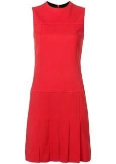 Akris Punto flared pleated dress