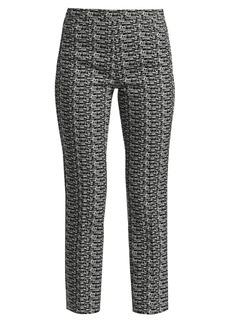 Akris Punto Franca Mini Stereo Jacquard Pants