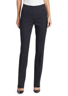 Akris Punto Francoise Jacquard Tailored Pants