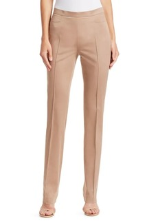 Akris Punto Francoise Stretch Cotton Pants