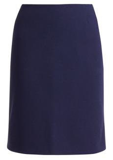 Akris Punto Jersey Pencil Skirt