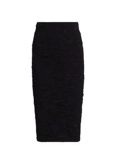 Akris Punto Knit Pencil Skirt