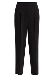 Akris Punto Maiko Lasercut Crepe Trousers