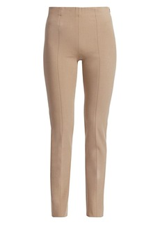 Akris Punto Milena Slim-Leg Pants