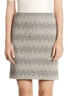 Stretch Jersey Mini Skirt