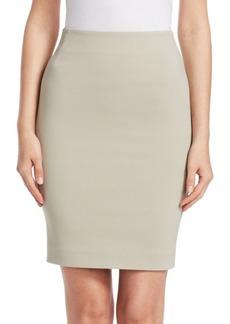 Akris Punto Stretch Pencil Skirt