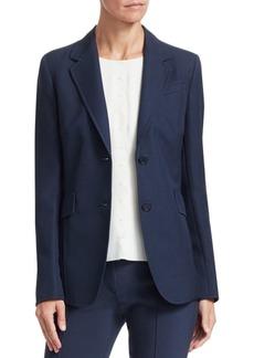 Akris Punto Two Button Blazer Jacket
