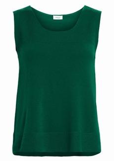 Akris Punto Wool & Cashmere Sleeveless Top