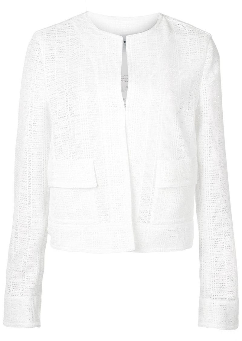 Akris Punto woven jacket