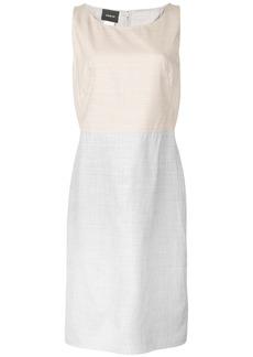 Akris reversible sheath dress