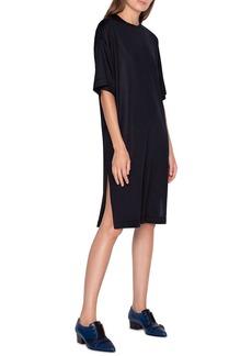 Akris Silk Jersey Knit Dress