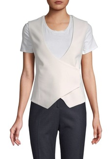 Akris Sleeveless Wool Vest
