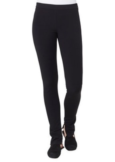 Akris Stretch-Knit Skinny Pants
