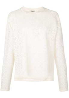 Akris Swan top