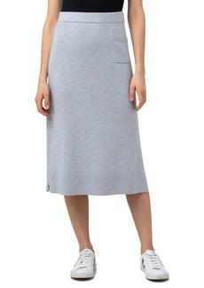 Women's Akris Cashmere Knit Pencil Skirt