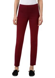 Women's Akris Melissa Techno Stretch Wool Pants